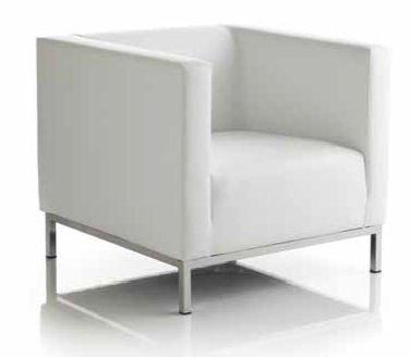 Sofá de escritório recepção Argo